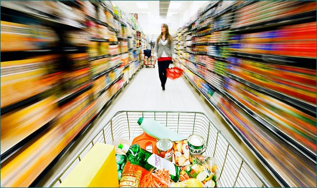 L'embarras du choix – the reality of shopping in the web driven world
